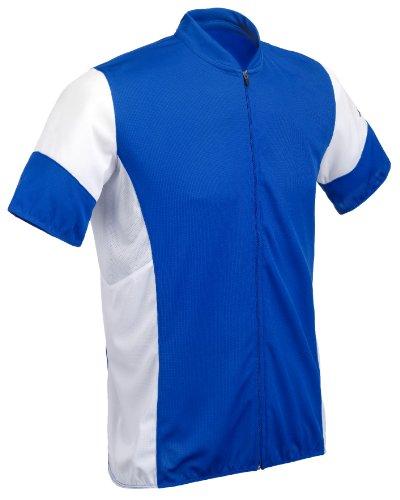 Schwinn Men's Pro Jersey, Blue, X-Large