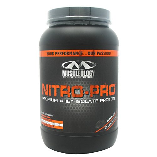 matrix anabolic nitro whey review