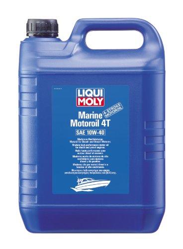 Liqui Moly Marine Motoröl 4-Takt 10 W-40 Marineöl