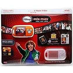 Disney Mix-Max Video/MP3 Digital Media Player Featuring High School Musical Graphics