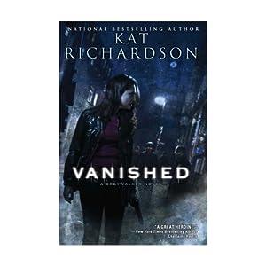 Vanished (Greywalker, Book 4)