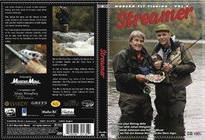 MODERN FLY FISHING VOL 4: STREAMER by Johan Klingberg (Streamers Dvd compare prices)