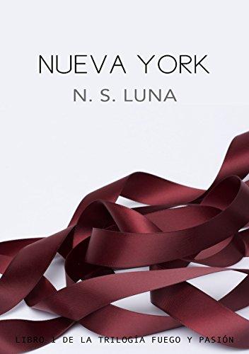 Portada del libro Nueva York de N. S. Luna