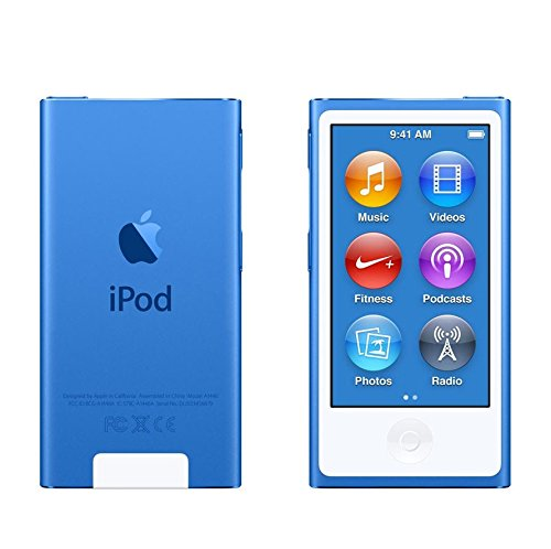 Fosmon® Apple iPod Nano 7th Gen (Crystal Clear) Screen Protector Shield (3 pc) - Fosmon Retail Packaging