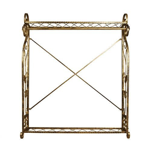 Brand New Free Standing Decorative Antique Bronze Iron Garment Coat Rack (Y009C) 0