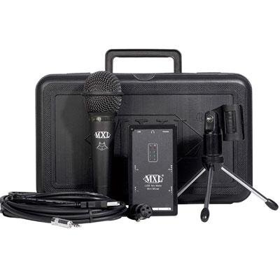 Mxl Mic Mate Mini Mixer 1-Channel Audio Interface