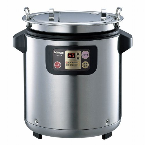 ZOJIRUSHI chocolate warmer stainless TH-DT06