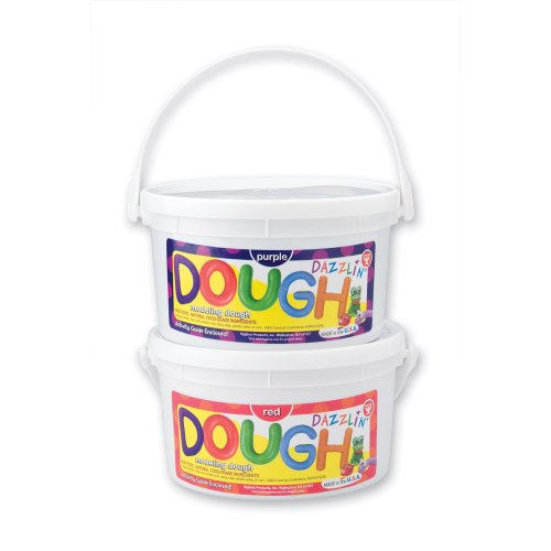 3 lbs. Red Modeling Dough