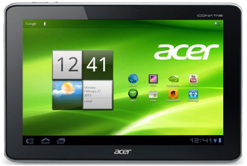 Acer Iconia A700 (10.1 Zoll, Tegra 3, schwarz)