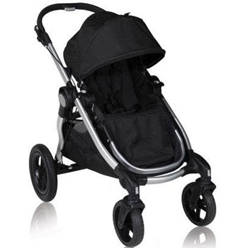Baby Jogger 2011 City Select Single Stroller, Onyx