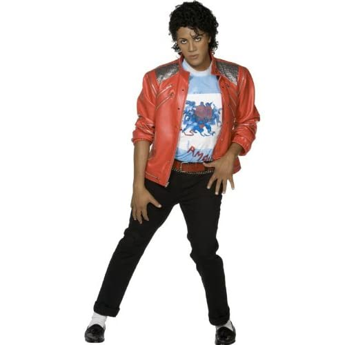 Original Michael Jackson Beat It Jacke Kostüm  Spielzeug