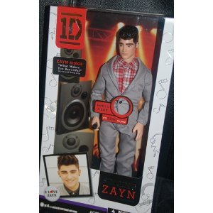 One Direction Singing Dolls Collection Zayn by One Direction