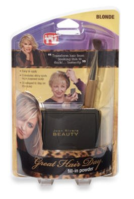 Buy Joan Rivers Beauty Great Hair Day Fill in Powder-Blonde