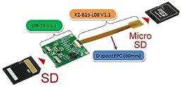 Bplus B1908B-DB19 (SD to Micro SD FPC Extender)