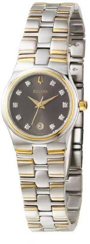 Bulova Diamonds Women's Quartz Watch 98P109