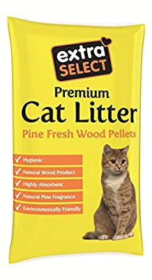 Extra Select Premium Cat Litter, 15 Litre