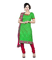 Jazzup Unstitched Salwar Suit