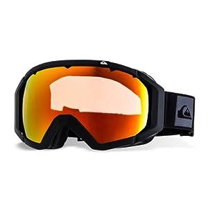 Quiksilver Men's Q2 Multi Goggle - Black, One Size