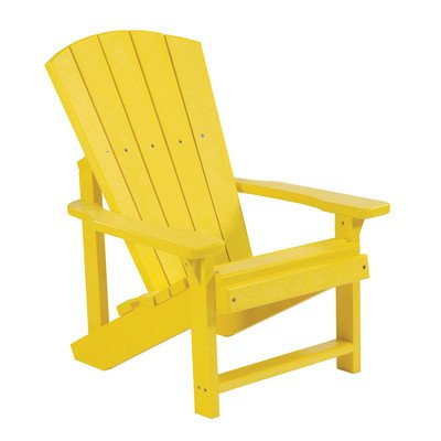 Generations Kids Adirondack Chair Color: Yellow