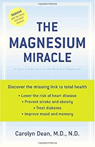 "Cover of ""The Magnesium Miracle"""