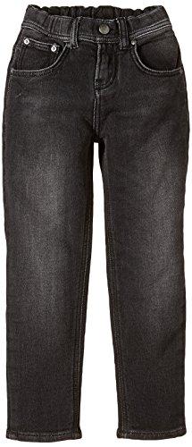 LTB Jeans Jungen Jeans Hanry, Gr. 176, Schwarz (Black Moon 3477)