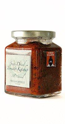 Villa Cappelli Sun Dried Tomato Ketchup Spread
