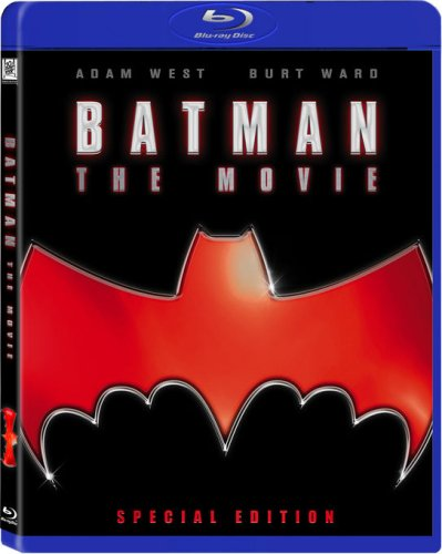 Batman The Movie Blu-ray