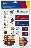 Sumex FCB2129 FC Barcelona Aufkleber, Din A4