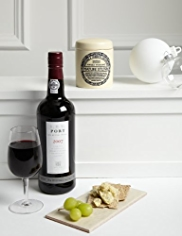 Late Bottled Vintage Port and Stilton