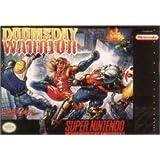 Doomsday Warrior - Nintendo Super NES