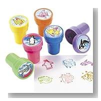 Ocean Life Stamps - 24 per unit