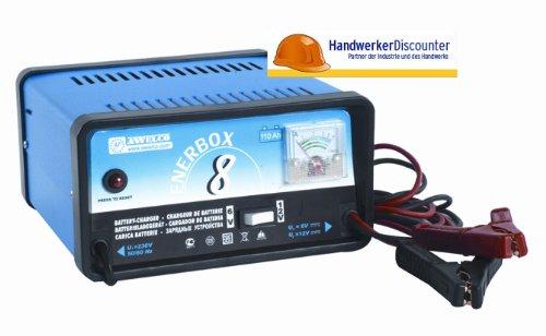 Awelco Batterieladegerät für Auto KFZ, 12 V