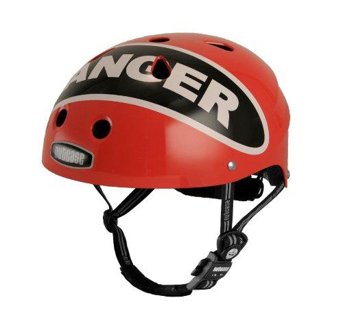 Nutcase Little Nutty Danger Red Kids Bike Helmet,