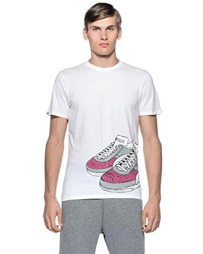 Puma T-Shirt Manica Corta [White]