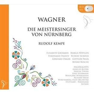 Die Meistersinger - Wagner - CD
