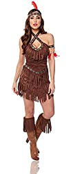 Costume Culture Women's Native American Maiden Costume