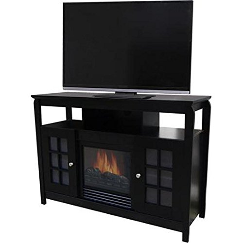 Decor Flame Electric Fireplace for TVs up to 37