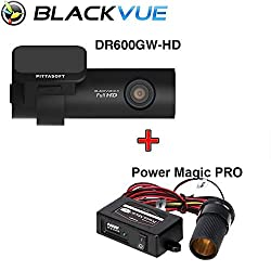See BlackVue DR600GW-HD 16GB with Power Magic Pro, Car Black Box/Car DVR Recorder, Built-in Wi-Fi, Full HD, G Sensor, GPS, 16GB SD Card Included, upto 64GB support Details