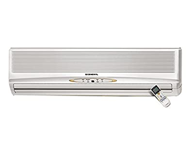 O General ASG18RBAJ-1.5 Hot and Cold Split AC (1.5 Ton, White)