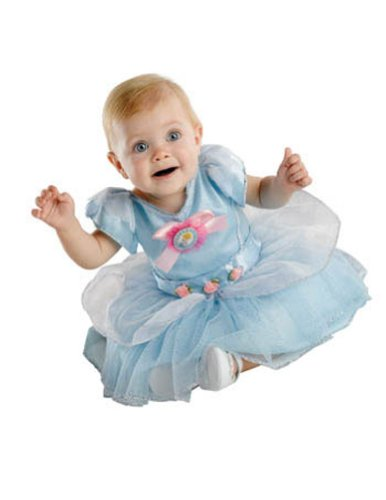 Cinderella Toddler Costume 12-18Months - Toddler Halloween Costume