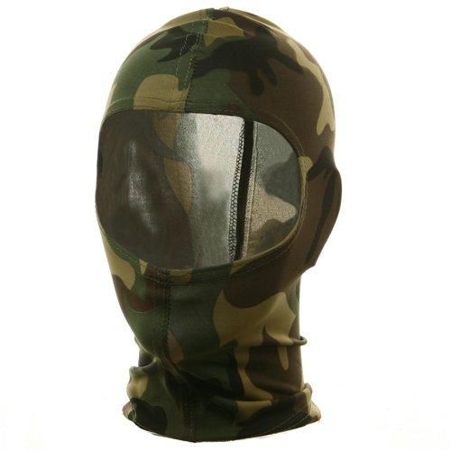 Nylon Balaclava-Camouflage Woodland W11S15E