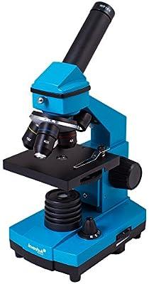 Levenhuk 2L PLUS Azure Microscope from Levenhuk