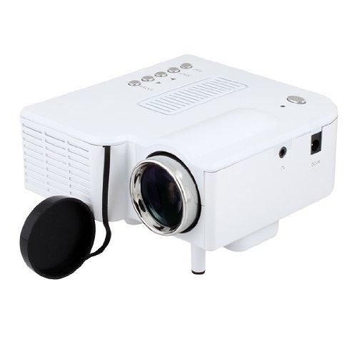 Us Plug Ac 100-240V Entertainment Video Lcd Audio Movie Projector