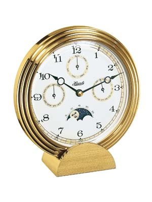 Hermle Classic Table Clocks 22641-002100