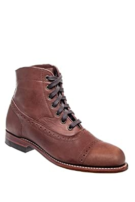 Wolverine 1000 Mile Women's EVELYN Brown Boots 7.5 B