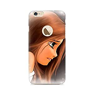 Mobicture Cartoon Premium Printed Case For Apple iPhone 6/6s with hole