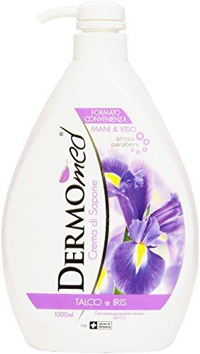 Dermomed Sapone Talco E Iris Ml.1000