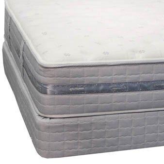 Queen Serta Perfect Sleeper Smart Surface Elite Garland Plush Mattress front-1047230
