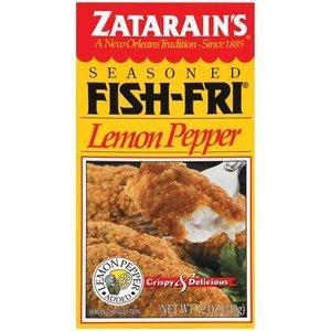 Zatarain 39 s seasoned fish fri crispy southern style fry 12 oz for Zatarain s fish fri
