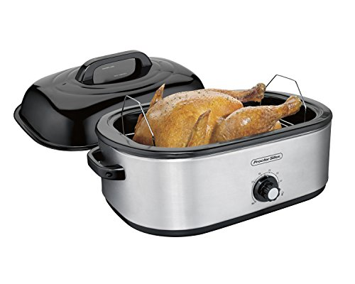 Proctor Silex 32191 Roaster Oven, Stainless Steel (Small Roaster Oven compare prices)